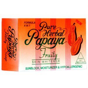 pure herbal papaya fruity