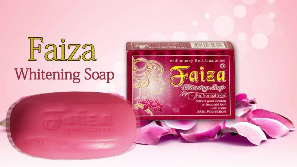 Faiza Natural Herbal Whitening Soap