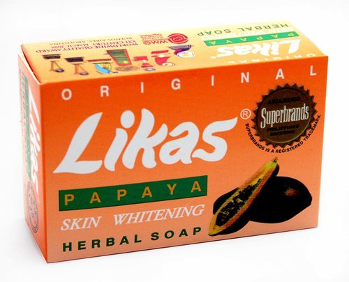 Likas Papaya Herbal Soap