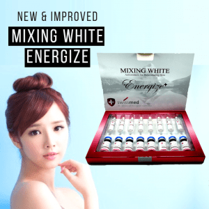 Mixing White Energize Plus