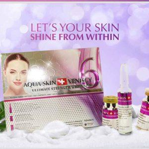 Aqua Skin Veniscy 6 Ultimate Strength Whitening