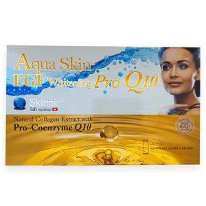 Aqua Skin EGF Whitening Pro Q10