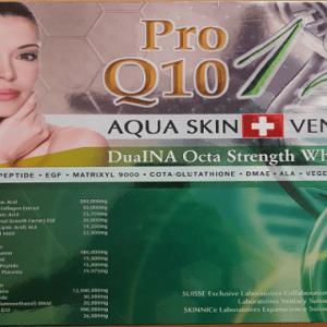 Aqua Skin Veniscy 12 DualNA Octa Strength Whitening