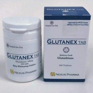 Glutanex Tab Glutathione 100mg